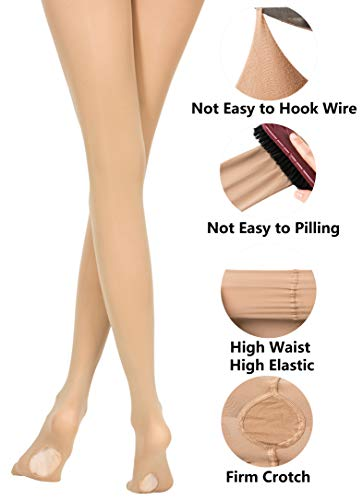 0950134251241 Best Womens Dance Tights - Buying Guide | GistGear