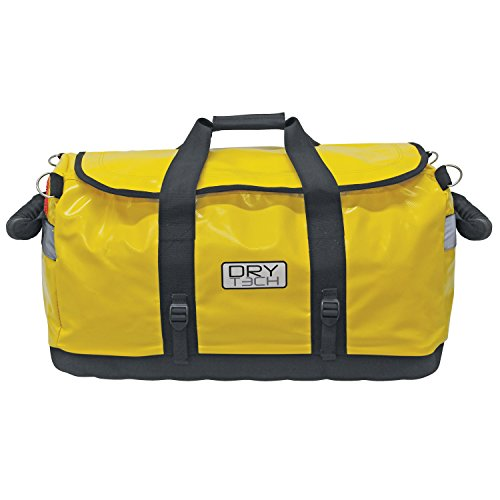 Extreme Max 3006.7357 Dry Tech Water-Repellent Zippered Duffel Bag, Medium (54.3 Liter) / - Extreme Bag