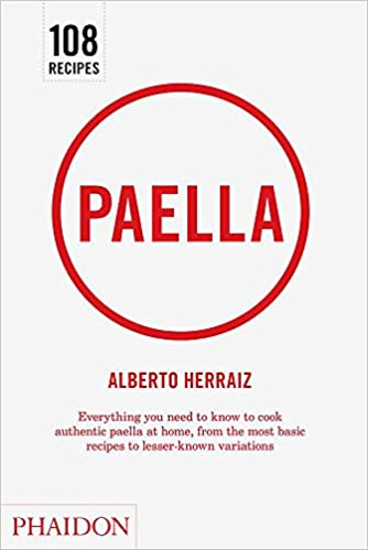 Paella alberto herraiz 8601400950722 amazon books solutioingenieria Choice Image