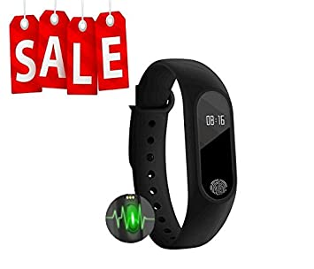 JIKRA SYL Smart Fitness Band  Multicolour  Smart Watches   Accessories