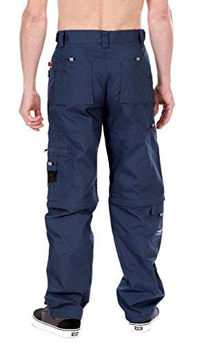 Timezone - Pantalon - Homme Bleu Col.136 Blue