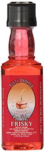 Little Genie Love Lickers Warming Oil (Panty Dropper)