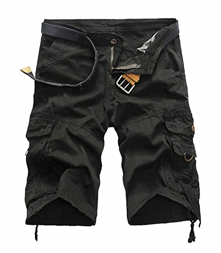 couleurs hommesstyle cargo W38noir pour short à Smithroad simple8 pour chino 6 Short W29 pochespantalon iwPkZTOXu
