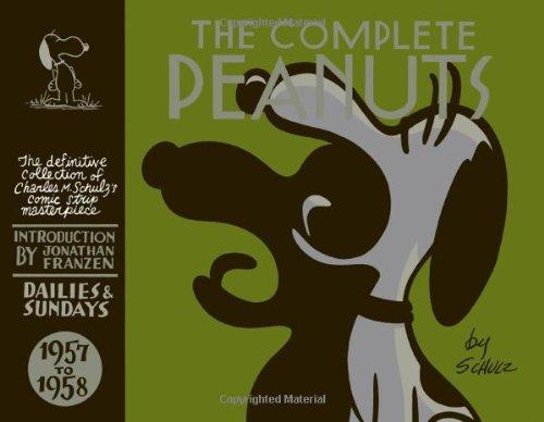 The Complete Peanuts Volume 4: 1957-1958