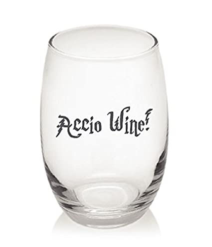 Harry Potter Funny Whiskey Cocktail Stemless Wine Glass