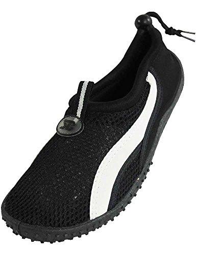 Black Sunville Shoes Aqua Women's Socks Water wwrxFqX