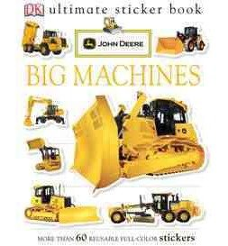 [ { { Big Machines [With More Than 60 Reusable Full-Color Stickers] } } ] By Alexander, Heather( Author ) on Sep-01-2008 [ Paperback ] PDF