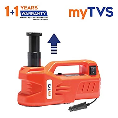 myTVS TJ-65 3 Ton Car Electronic Jack for All Cars 7