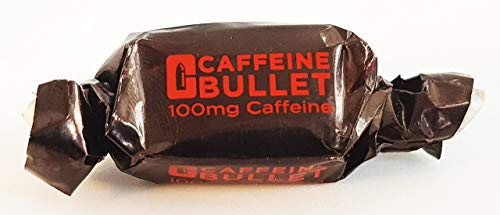 Caffeine Bullet Caffeine and Electrolyte Chews – 100mg Energy Candy for Pre Gym Workout, Sports, Running Races and Cycling - Caffeine Supplements for High Intensity Energy Boost – Mint (10) by Caffeine Bullet (Image #3)