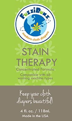 FuzziBunz Eco-Friendly Stain Therapy