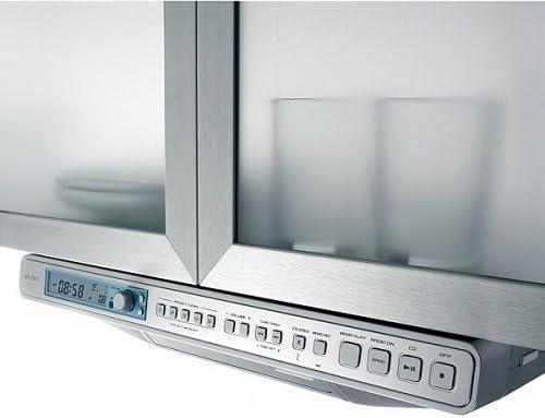 Sony LIV Kitchen CD Clock Radio – ICFCD553LIV2