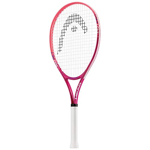 HEAD Ti. Instinct Supreme Tennis Racket - Pre-Strung Head Light Balance 27 Inch Racquet - 4 1/8 In Grip, - Head Racket