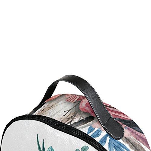 Poliéster Bolso Talla Única Pinllg Multicolor Para Mochila De Mujer tqHxZOH7