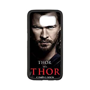 Samsung Galaxy S6 Cell Phone Case White Thor xjfn