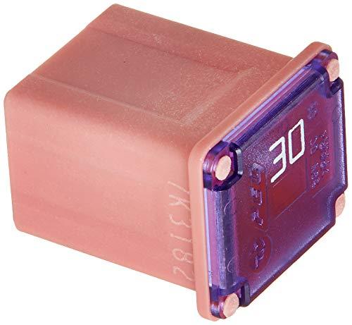 Bussmann FMX-30LP Maxi Fuse (Low Profile 'Slow Blow' Female-30 A (Pink))