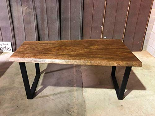 Prime Amazon Com 7 Ft Live Edge Table Single Slab Dining Table Pabps2019 Chair Design Images Pabps2019Com