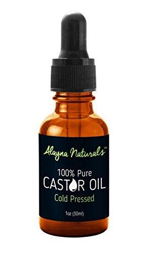 Aceite De Ricino Para Hacer Crecer Las Pestañas Y Cejas - 100% Puro