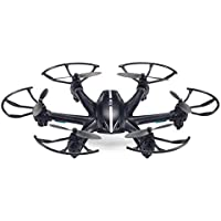 Night lions Tech (TM) MJX X800 2.4G Remote Control RC Quadcopter Drone Hexacopter 6 Axis Gyro UAV 3D Roll Helicopter with 6 Pcs Spare Props (Without Camera)