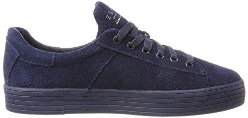 Esprit Dame Sita Snøre Sneaker Blau (Flåde 3) FAViCmgx