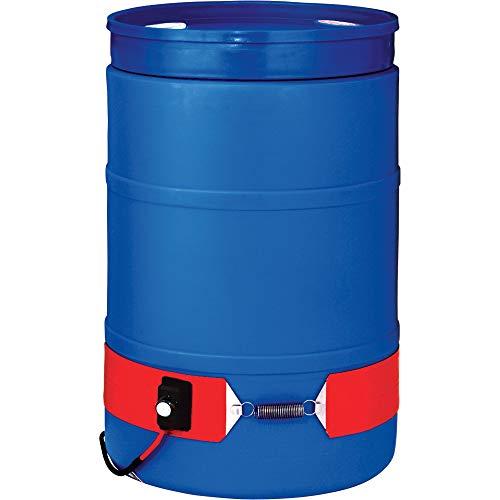 BriskHeat Plastic Drum Heater - 55-Gallon, 300