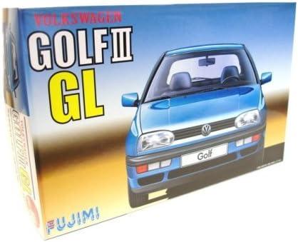 フジミ模型 1/24 自動車SPOTシリーズ 自SP66 ゴルフ3 GL