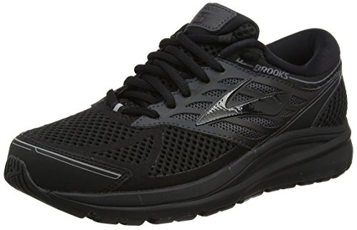 Brooks Addiction 13, Scarpe da Running Uomo Nero (Black Ebony 1d071)