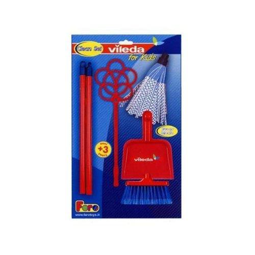 Faro Vileda Toy Maxi Cleaning Set Toys SR12077