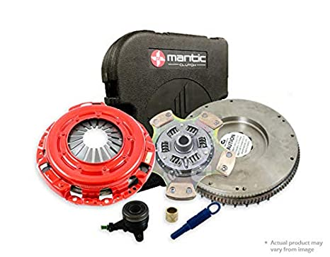Mantic Stage Clutch Kit | HD Cover Assembly | Ceramic Sprung Clutch Plate For Increased Torque