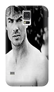 New Style Fashionable Lightweight Waterproof Hard Phone Shell Case for Samsung Galaxy s5