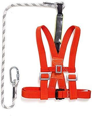 HWTZ Medio Cuerpo Cinturones De Seguridad Amortiguador con Arneses ...
