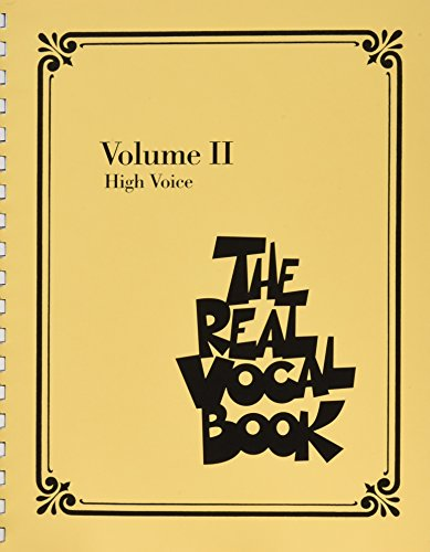The Real Vocal Book - Volume 2: ...