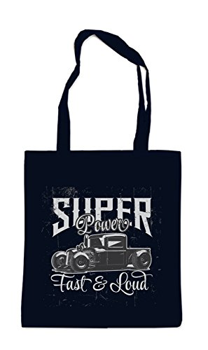 Super Power Bag Black Certified Freak