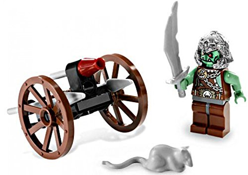 LEGO Castle Mini Figure #5618 Troll Warrior