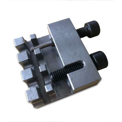 Chain Dismantle Tool Suitable for No.40//41//420 Motorcycle 35# Chain Pin Disassembly and Repair Chain Removal Tool
