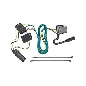 Tekonsha 118251 4-Flat Tow Harness Wiring Package