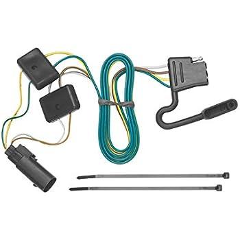 amazon com tekonsha 118252 4 flat tow harness wiring package rh amazon com