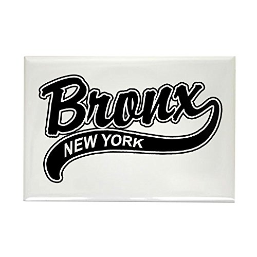 CafePress Bronx New York Rectangle Magnet Rectangle Magnet, 2