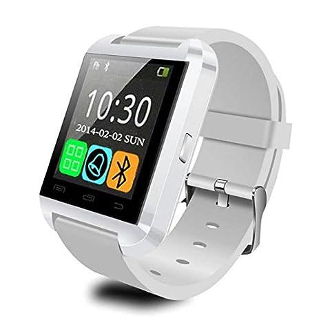 Amazon.com: Reloj inteligente Bluetooth reloj inteligente ...