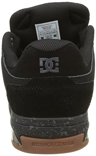 DC Men's Rival Espadrilles, Grey Black (Blk)