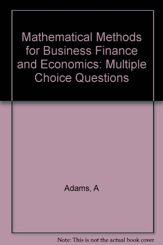 finance test multiple choice questions Accounting test question with answers on accounting equation and debit and credit _____ (page 1) ˘ ˇ ˆ ˙˝ ˘ ˇ ˘˘ ˙˝˘ ˙˛ ˙ ˇ ˘˘ ˙  • section c:15 questions on multiple choice question  accounting test question with answers on.