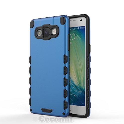 Slim Shockproof Case for Samsung Galaxy A5 (Blue) - 7