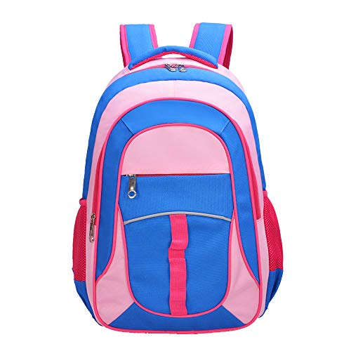 Kids Backpack for Girls, Boys, Kids, Teens by Fenrici, Durable 18 Inch Book Bags for Elementary, Middle, High School Students, Supporting Kids with Rare Diseases (Courage, Medium)