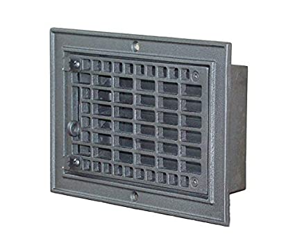 Rejilla de ventilación de aire caliente Aire Caliente rejilla de ventilación de hierro fundido para estufas