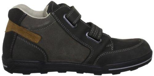 Ricosta Raven M Suede, Jungen Sneaker Grau (Graphite Grey)