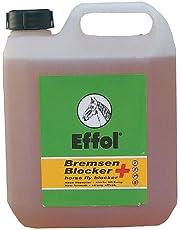 Effol Bromsblockerare, 2 500 ml liter mot flugor, bromsar. Myggbremsenblockerare Effol
