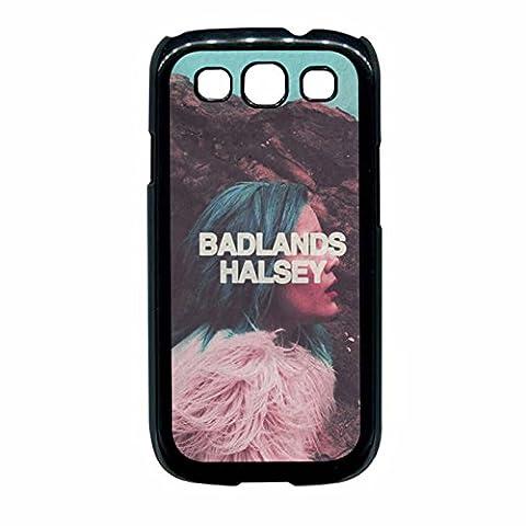 Badlands Halsey Case / Color Black Plastic / Device Samsung Galaxy S3 (Avatar Phone Case Galaxy S3)