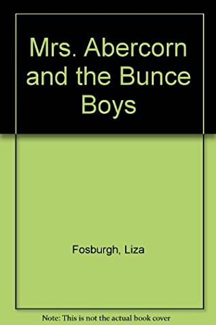 book cover of Mrs. Abercorn and the Bunce Boys