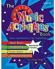 The Amazing Music Activities Book - Lorenz Activity