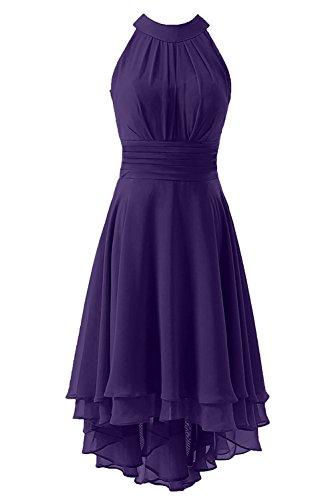 high low bridal dresses - 6