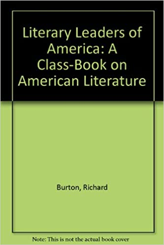 Persuasive Essay Examples For High School Amazoncom Literary Leaders Of America A Classbook On American Literature  Essay Index Reprint Series  Richard Burton Books Buy An Essay Paper also Comparative Essay Thesis Statement Amazoncom Literary Leaders Of America A Classbook On American  The Importance Of Learning English Essay
